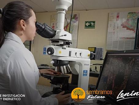 El IIGE pone a disposición del público  los servicios del Laboratorio de Mineralogía y Petrología