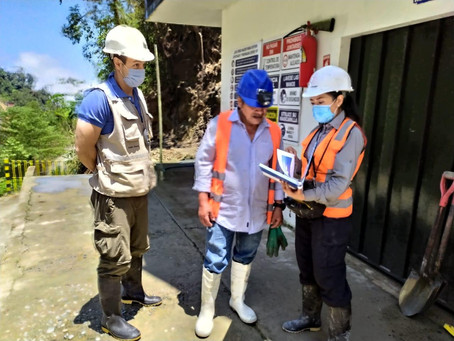 Técnicos levantan información de minas y plantas de beneficio en Azuay