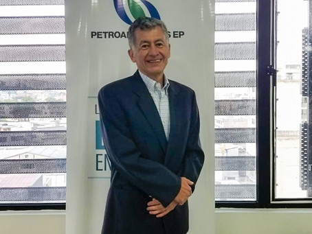 Franklin Paredes Galeas asume la Gerencia General de Petroamazonas EP