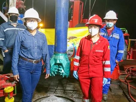 Arrancan trabajos de perforación en el campo Vinita, provincia de Sucumbíos