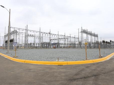 Gobierno invertirá USD 241 millones en la construcción de obras del Sistema Nacional de Transmisión