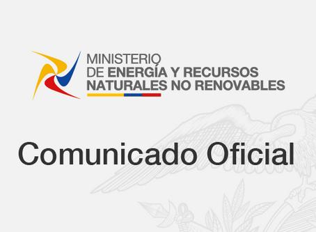 """SUSPENSIÓN TEMPORAL DE LAS ACTIVIDADES MINERAS EN LA RELAVERA """"ARMIJOS"""" (CANTÓN CAMILO PONCE ENRÍQUE"""