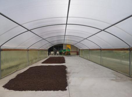 Petroamazonas entregó un centro de acopio de cacao en la comuna Kichwa Boca Tiputini, Orellana
