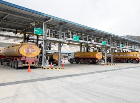 Precios de los combustibles se actualizan con el sistema de bandas para octubre 2020