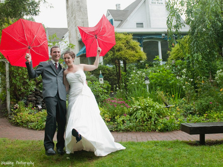 How to Decorate Outdoor Wedding Venues in Maine