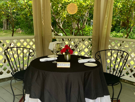 Romantic Places to Eat in Ogunquit Maine- Clay Hill Farm