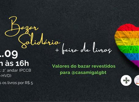Bazar Solidário - 4ª edição