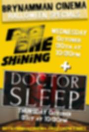 The Shining Doctor Sleep - Halloween 201