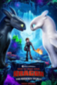How to Train Your Dragon - The Hidden Wo