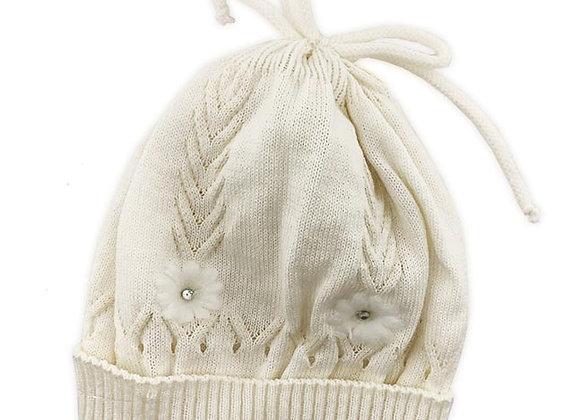JG_16044I_SH Ivory Spring Hat