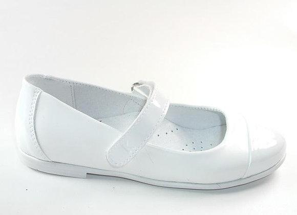 KG6098W_D White Mary Jane