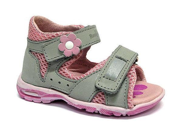 RBG11_1408_0160_OS Gray Leather Sandals