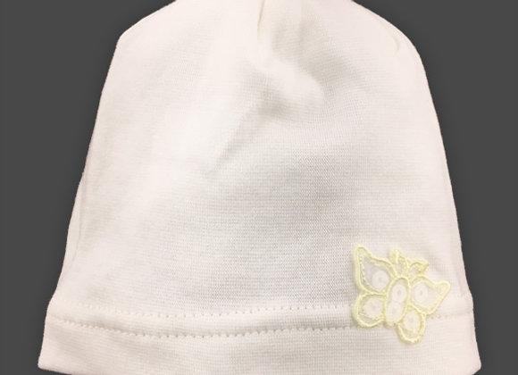 MG_LOLI_SSH Ivory Spring Hat