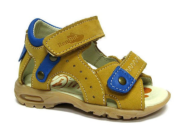 RBB11_1471_0137_OS Cognac Leather Sandals