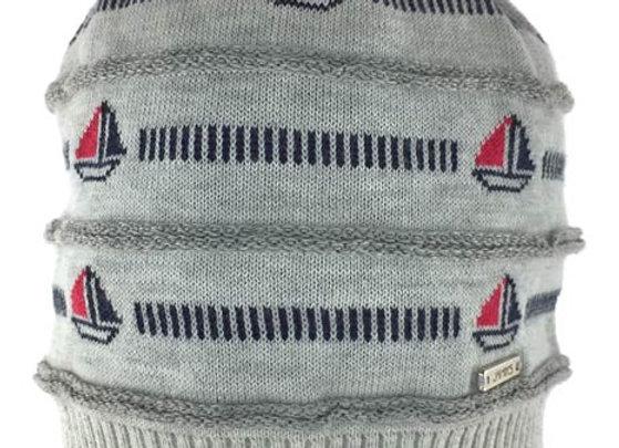 JB_128_SFH Gray Spring/Fall Hat