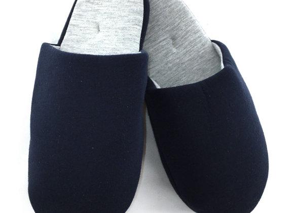 YBSB_N Navy Slippers