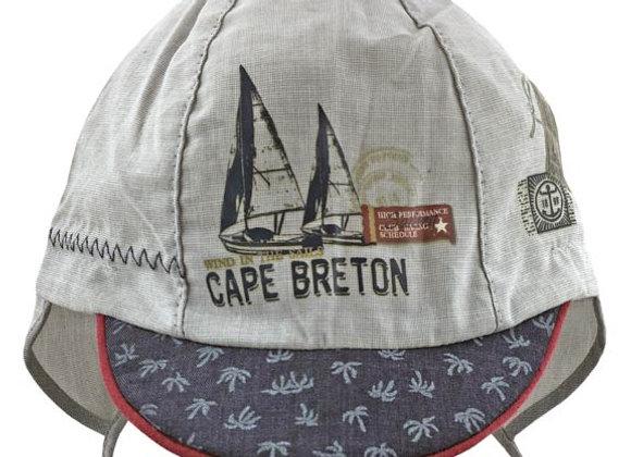 JB_17014_SH Gray Summer Hat