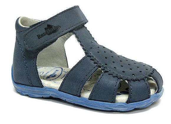 RBB11_1481_0112_CS Navy Leather Sandals