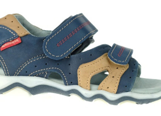 MB330_31_32_OS Navy Nubuck Sandals