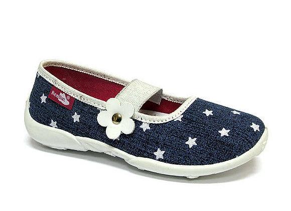RBG33_414_0723 Jeans Stars Canvas Shoes
