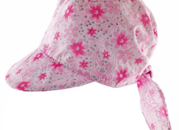MG_KRO_SH Pink Floral Summer Cap