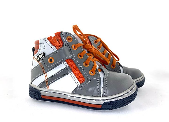 RBB13_1475_HT Gray Leather High Tops