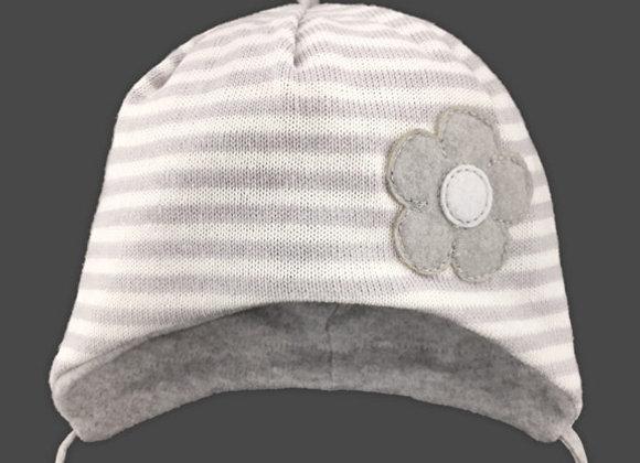 MG_DUSG_SFH White/Gray Spring/Fall Hat