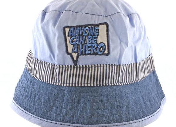 YB_181LB_SH Blue-Jeans Summer Bucket Hat