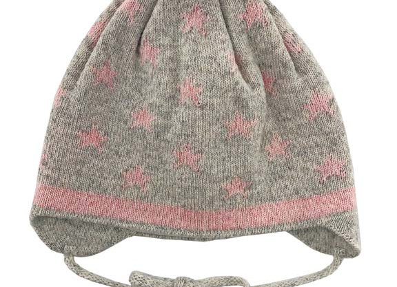 JG_17167P_FWH Pink Stars Fall/Winter Hat