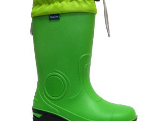 RBB33_487G_R Green Rain Boots