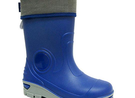 RBB33_466_0368_R Blue Rain Boots