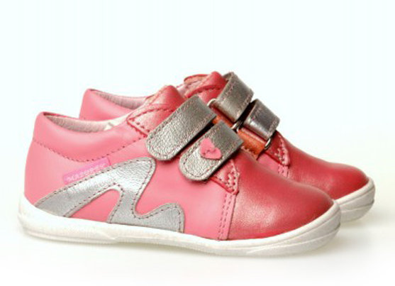 MG_1305_CORAL Leather Sneakers