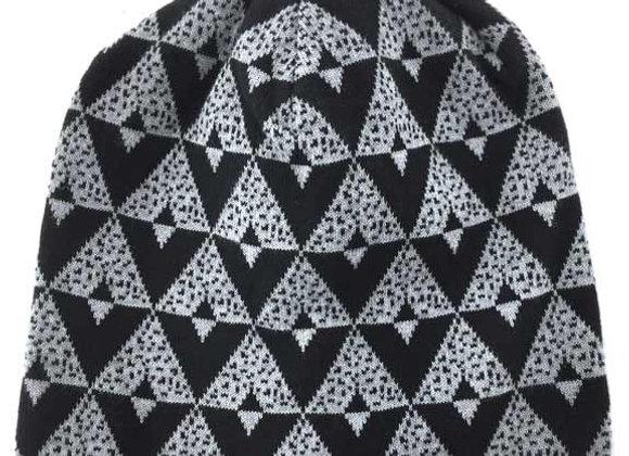 JB_17093_SFH Black-Gray Spring/Fall Hat