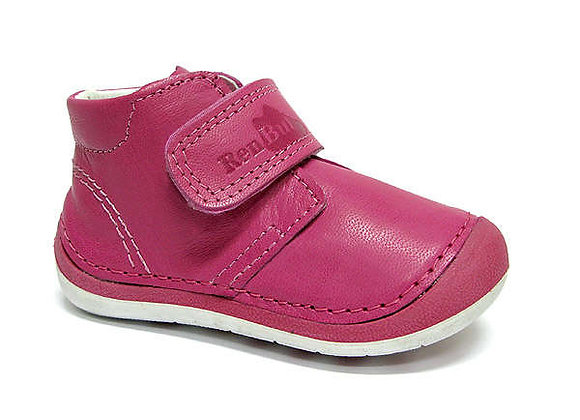 RBG13_1516_0045_S Magenta Leather Shoes