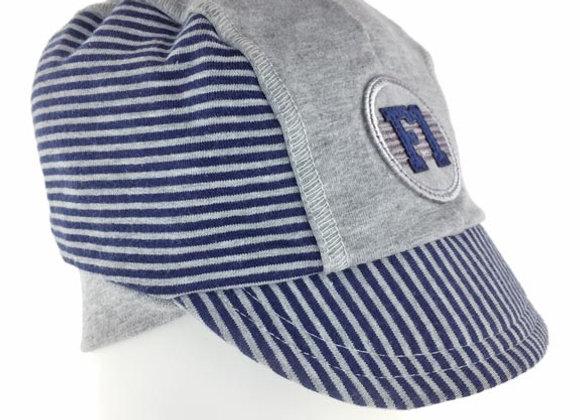 MB_AGEN_SFH Navy-Gray Cap
