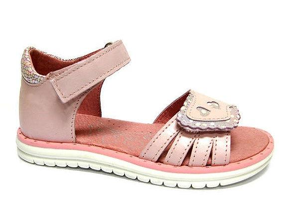 RBG21_3335_0944_OS Powder Pink Leather Sandals