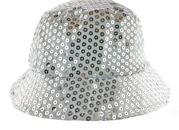 YG_185_SH Sliver Bucket Hat