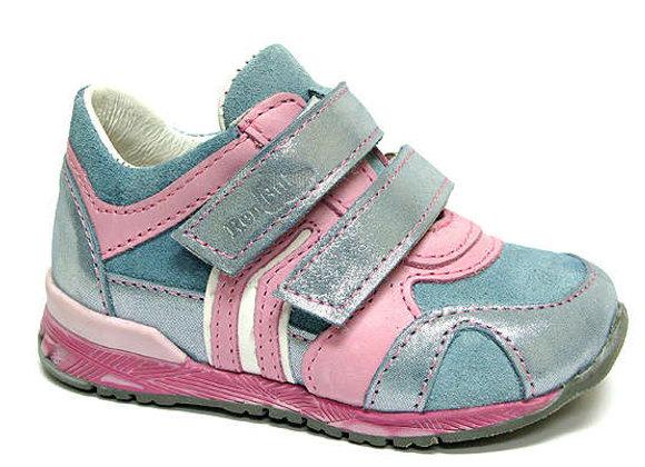 RBG13_1445W_0700_S Sky Blue Suede Sneakers
