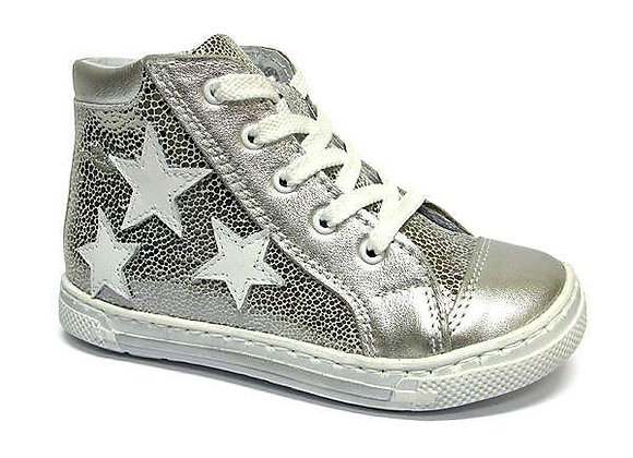 RBG23_3237_0627_HT Silver Leather High Tops