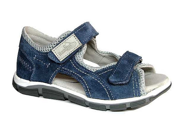 RBB21_3273_012_OS Jeans Suede Sandals
