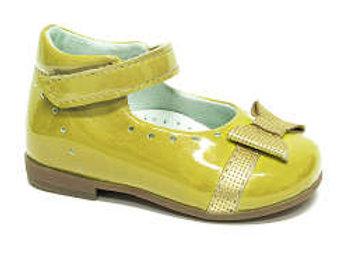 RBG13_1493_0357 Yellow Gloss Mary Jane