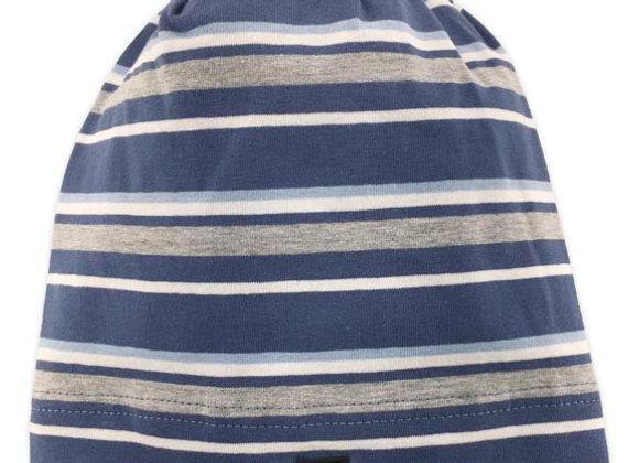MB_DAM2_SFH Blue Striped Spring/Fall Hat