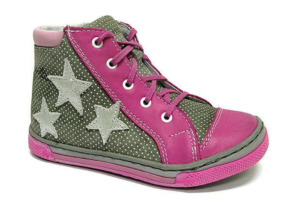 RBG23_3237_0045_HT Pink-Gray Leather High Tops