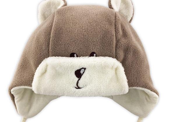 M_T13BI_WHB Beige Teddy Winter Hat