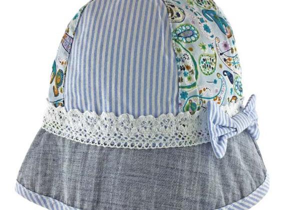 YG_153_SH Blue Summer Hat