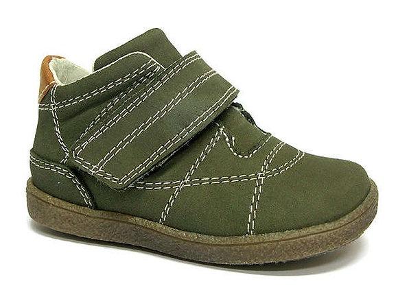 RBB13_1527_0837_D Olive Nubuck Shoes