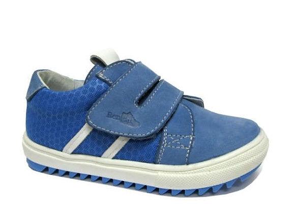 RBB23_3336_0368_S Blue Nubuck Sneakers