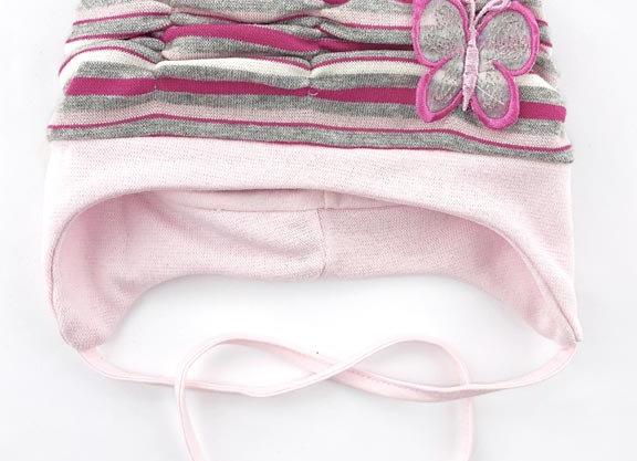 MG_STP_SFH Pink Spring/Fall Hat