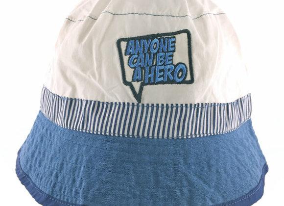 YB_181_SH White-Jeans Summer Bucket Hat