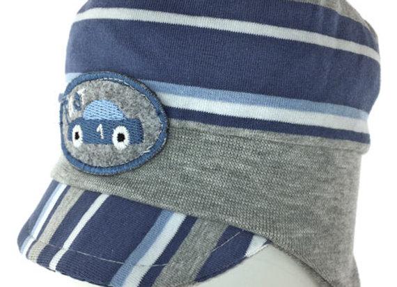 MB_GUCB_SFH Striped Spring/Fall Hat